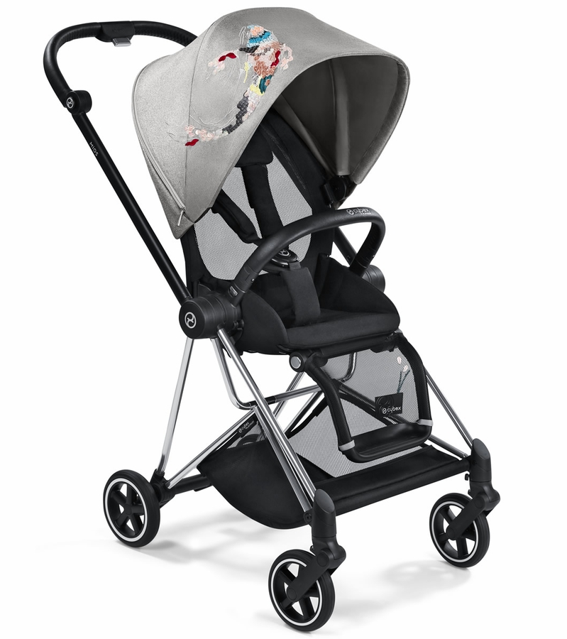 cybex mios stroller koi. Black Bedroom Furniture Sets. Home Design Ideas