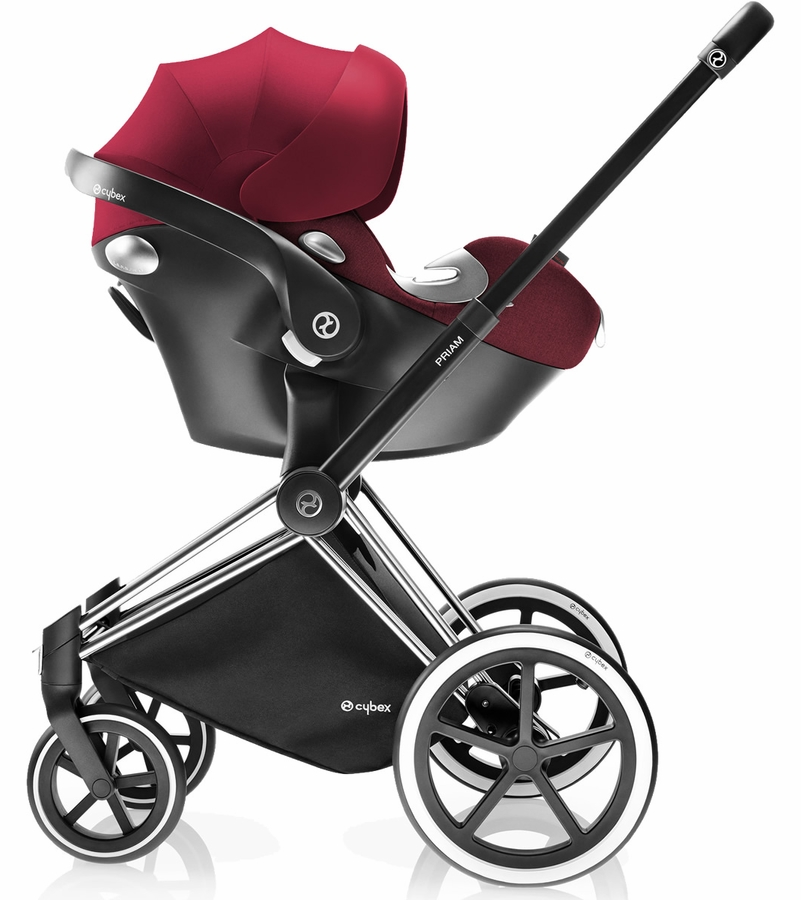 cybex priam lux trekking stroller black beauty. Black Bedroom Furniture Sets. Home Design Ideas