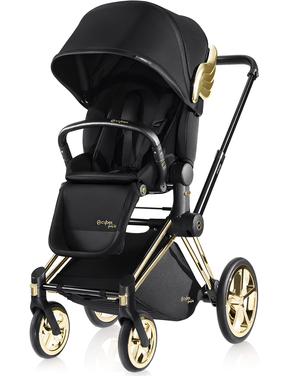 Avocent Priam Lux Trekking Stroller - Wings by Jeremy Scott
