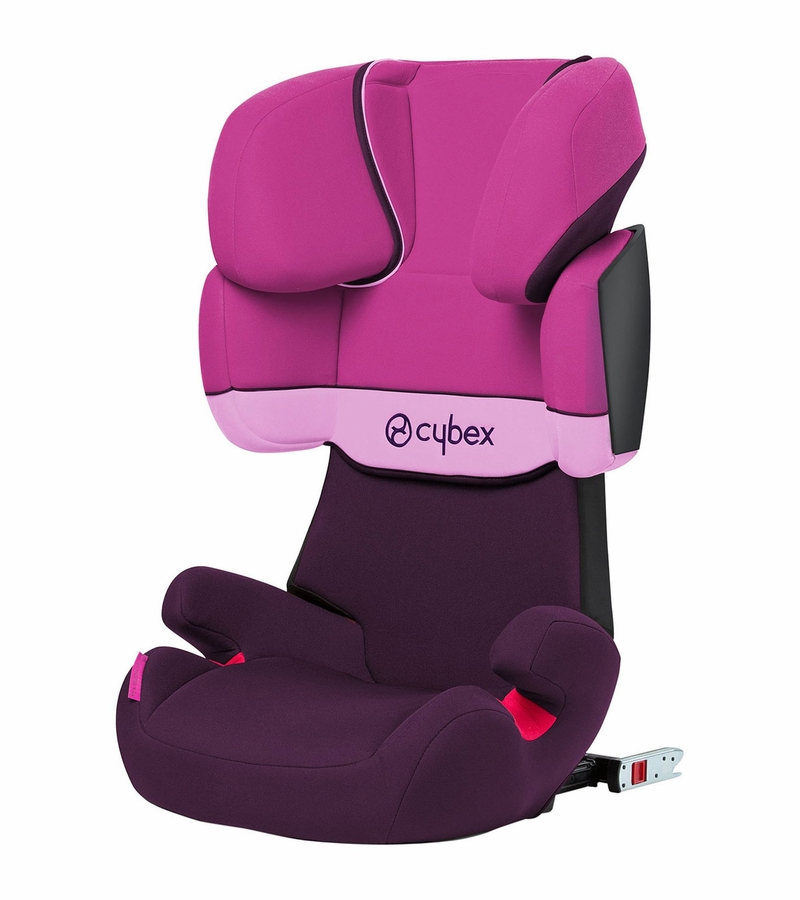 cybex solution x fix booster car seat purple rain. Black Bedroom Furniture Sets. Home Design Ideas