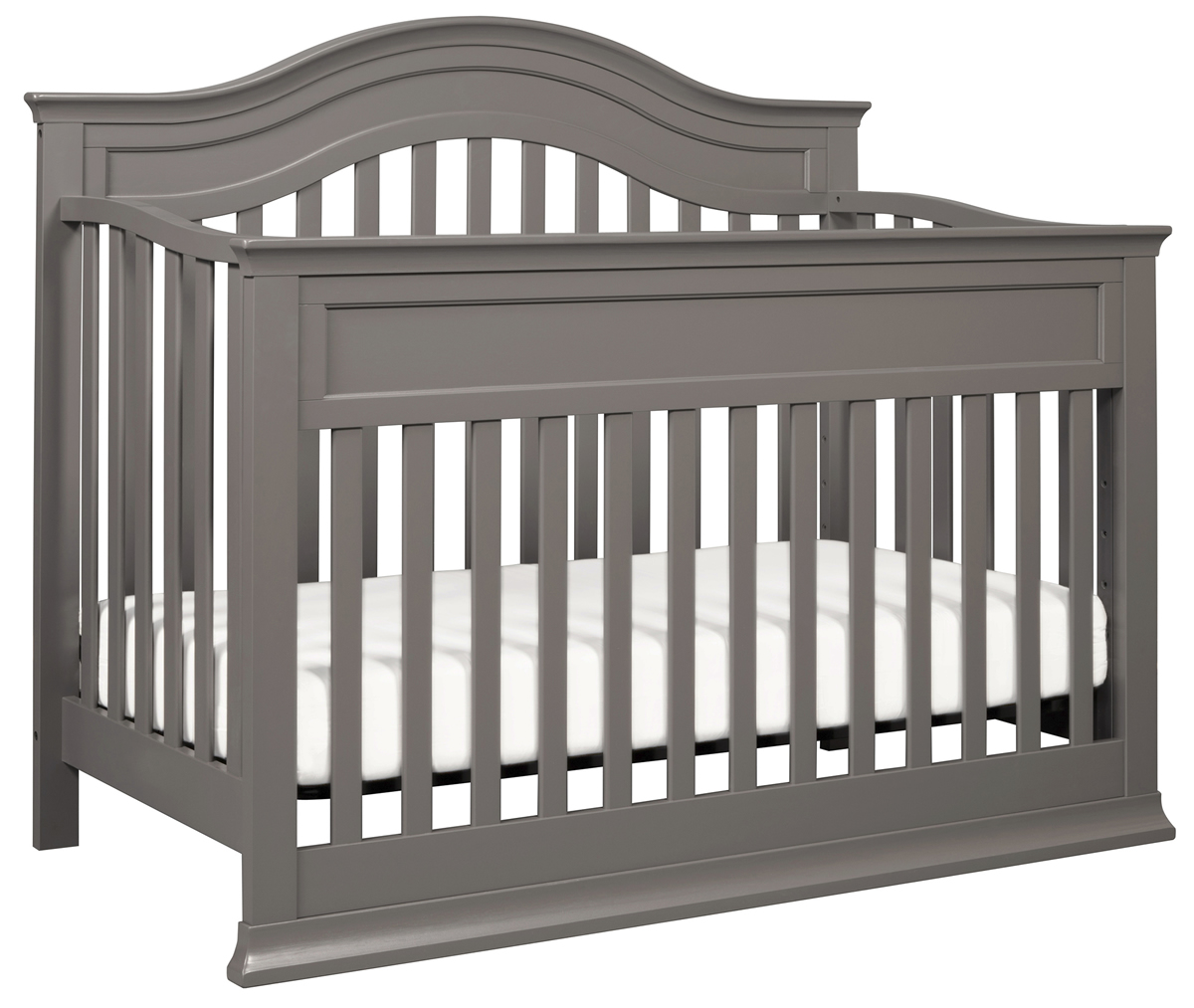 Da Vinci Systems Brook 4-in-1 Convertible Crib With Toddl...