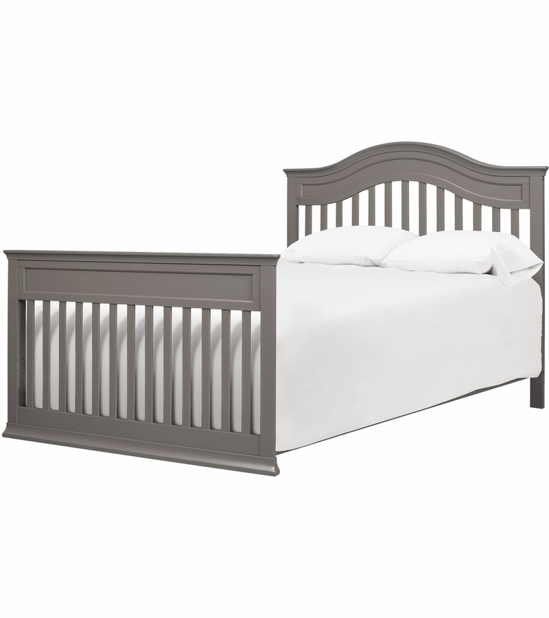 DaVinci Brook 4-in-1 Convertible Crib With Toddler Bed ...
