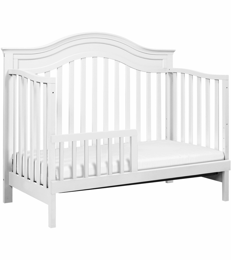 DaVinci Brook 4-in-1 Convertible Crib With Toddler Bed