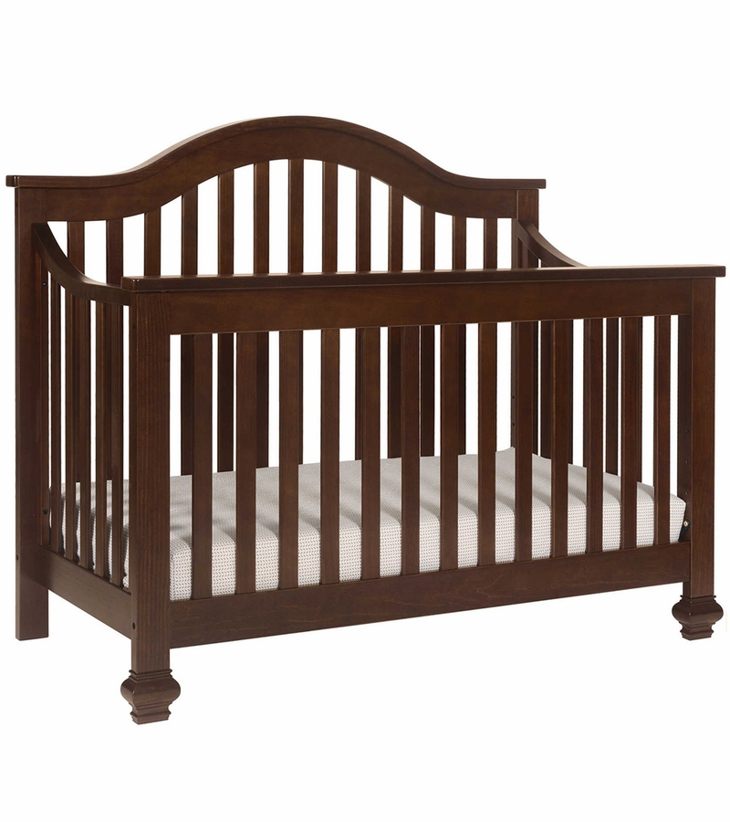 davinci clover 4in1 convertible crib with toddler bed conversion kit espresso
