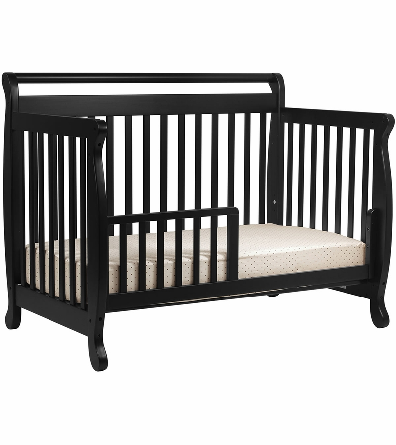 Ebony Convertible Crib Huge Cock Thumb