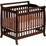 DaVinci Emily MINI 2 in 1 Convertible Crib Espresso