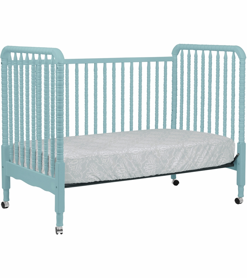 Davinci jenny lind stationary crib with toddler bed for Jenny lind crib