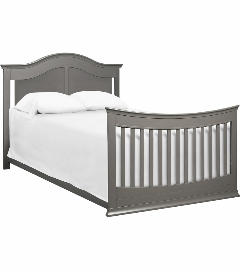 5 Cool Cribs That Convert To Full Beds: DaVinci Meadow 4-in-1 Convertible Crib With Toddler Bed