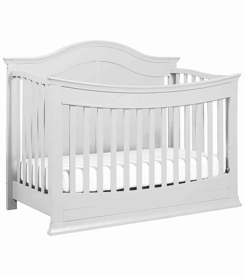 DaVinci Meadow 4-in-1 Convertible Crib & Toddler Bed ...