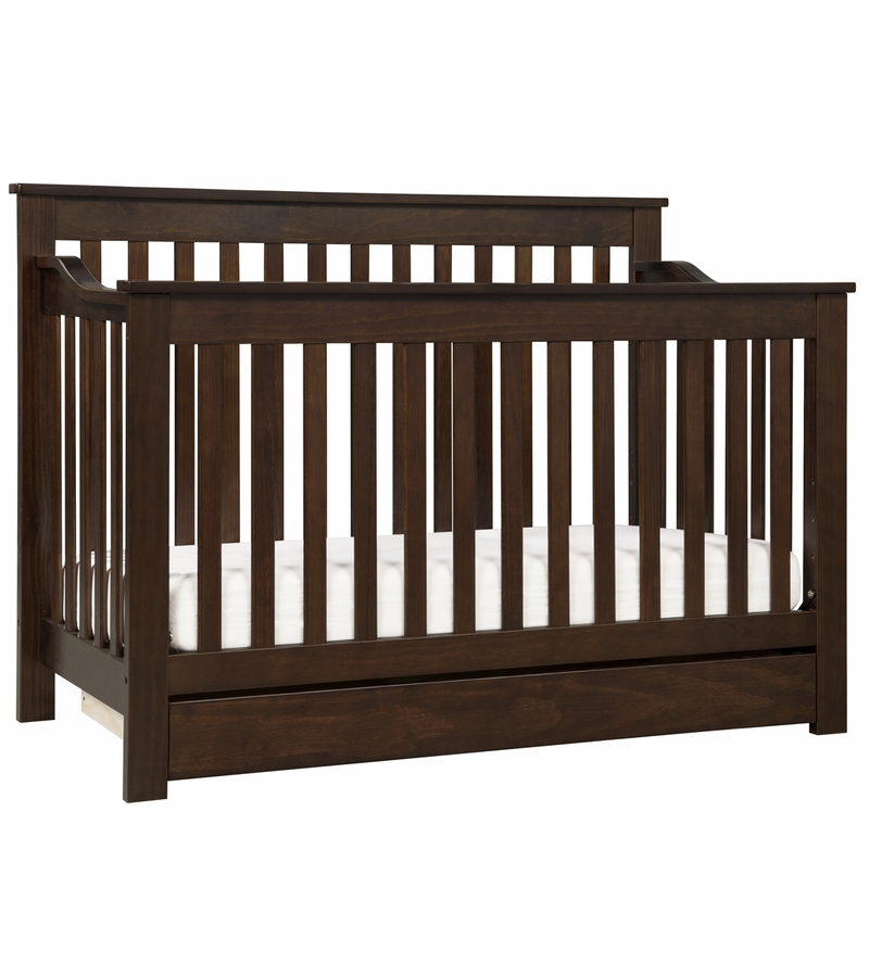 DaVinci Piedmont 4 In 1 Convertible Crib And Toddler Bed Conversion Kit