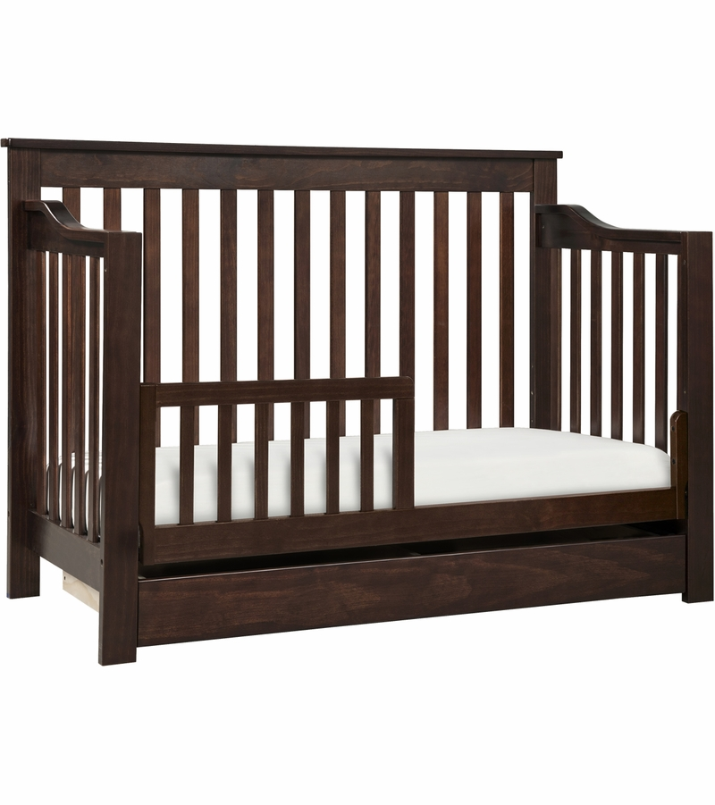 Toddler Bed Rails For Convertible Cribs Brook 4in1