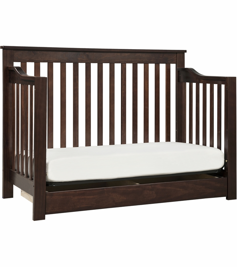 DaVinci Piedmont 4-in-1 Convertible Crib and Toddler Bed ...