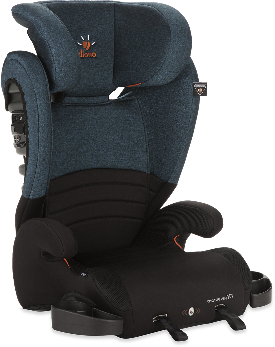 Diono Monterey XT High Back Booster Car Seat - Teal