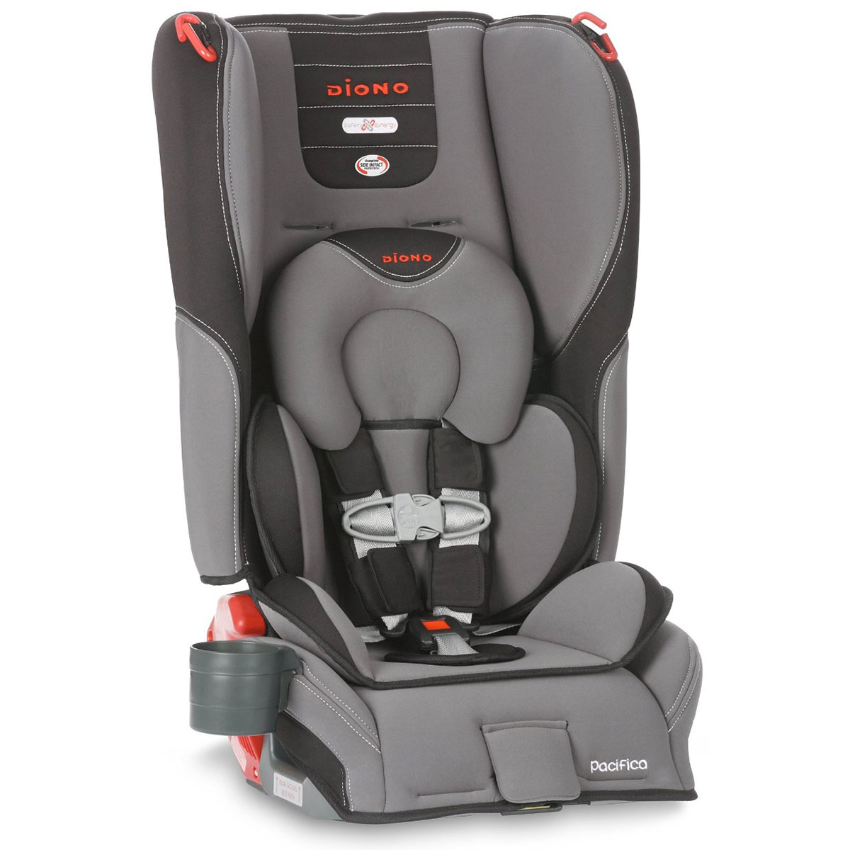 Diono Pacifica Convertible And Booster Car Seat Reviews
