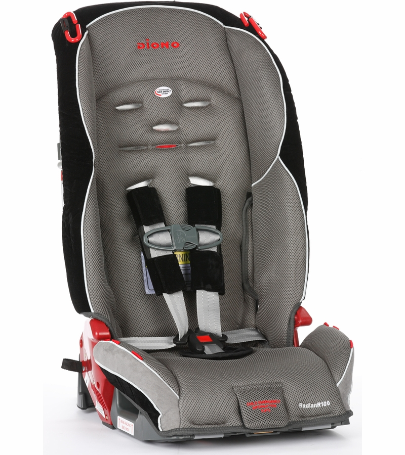 diono radian r100 convertible booster car seat eclipse. Black Bedroom Furniture Sets. Home Design Ideas