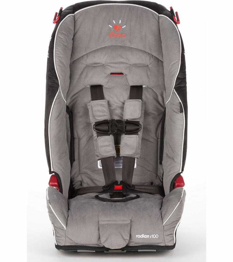 diono radian r100 convertible booster car seat storm. Black Bedroom Furniture Sets. Home Design Ideas