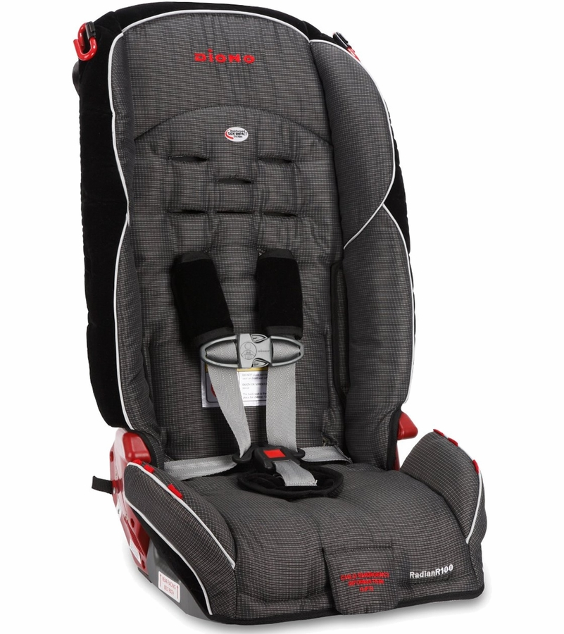 Diono Radian R100 All-In-One Convertible Car Seat - Shadow
