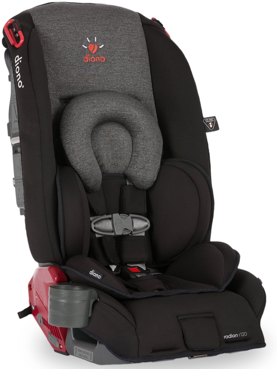 Diono Radian R120 Convertible + Booster Car Seat - Essex