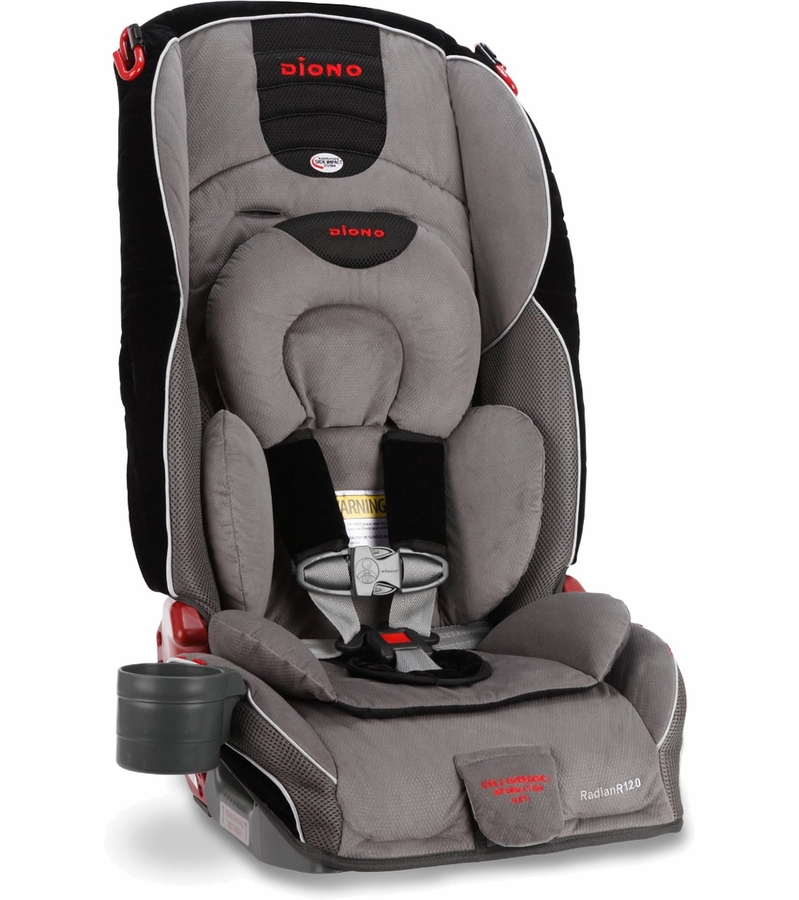 diono radian r120 convertible car seat storm. Black Bedroom Furniture Sets. Home Design Ideas
