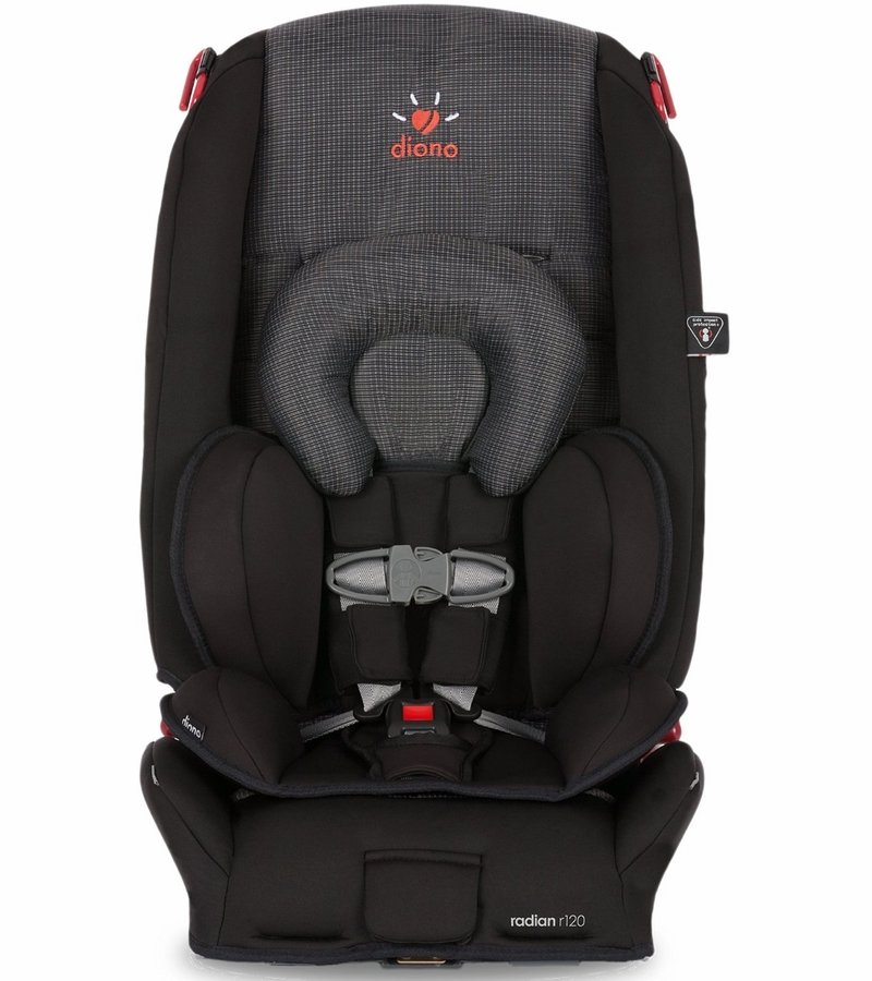 diono radian r120 convertible car seat twilight. Black Bedroom Furniture Sets. Home Design Ideas