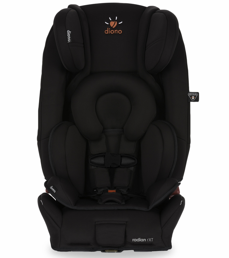 Diono Radian Car Seat >> Diono Radian RXT Convertible + Booster Car Seat - Midnight