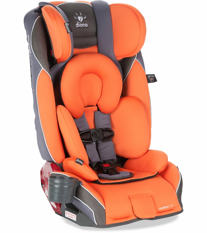 diono radian rxt convertible booster car seat sunburst. Black Bedroom Furniture Sets. Home Design Ideas