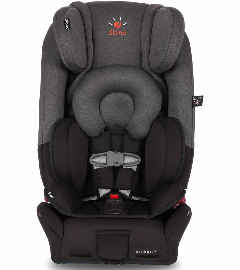 diono radian rxt convertible car seat black mist. Black Bedroom Furniture Sets. Home Design Ideas