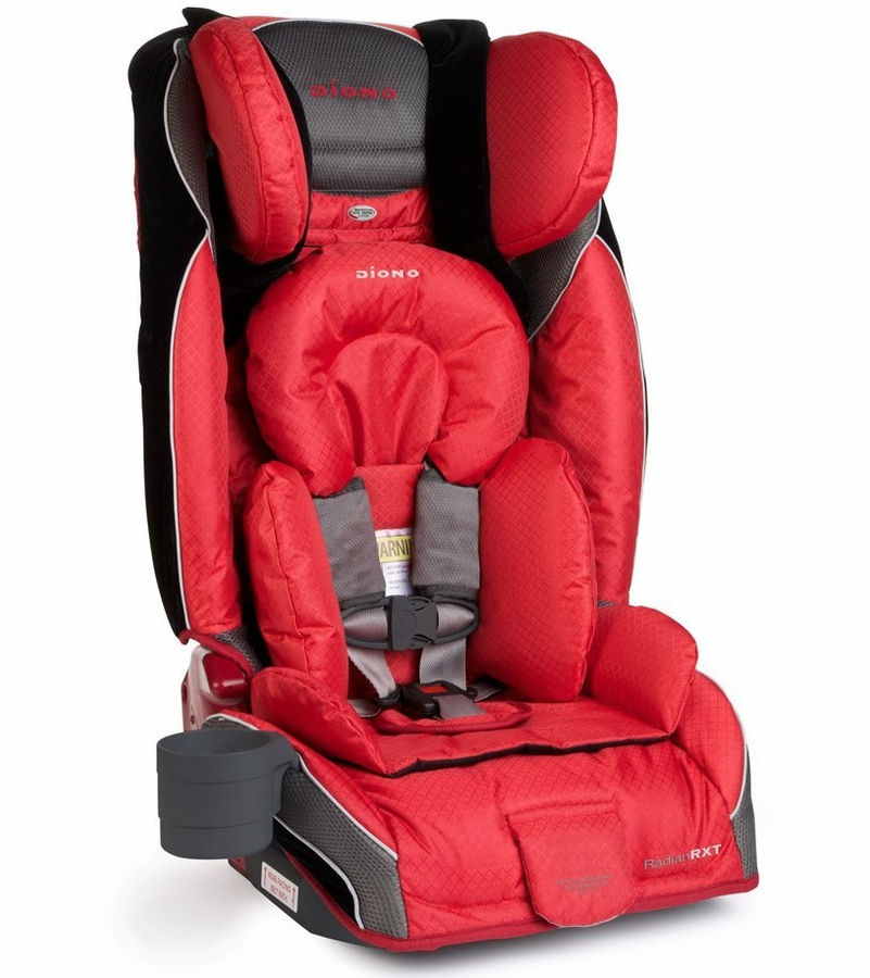 diono radian rxt all in one convertible car seat daytona. Black Bedroom Furniture Sets. Home Design Ideas