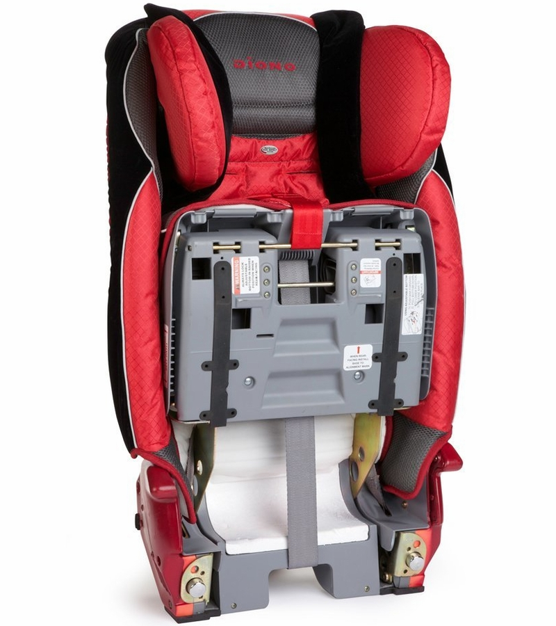 Diono Radian RXT All-In-One Convertible Car Seat - Daytona