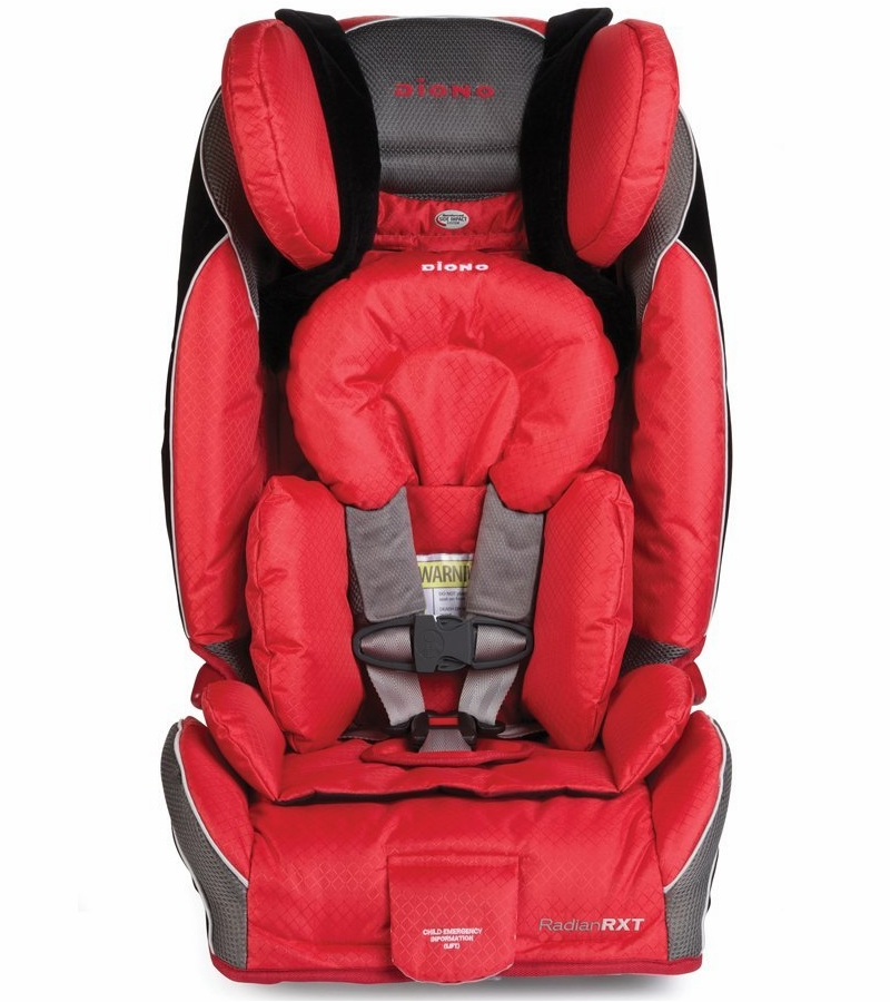 diono radian rxt convertible booster car seat daytona. Black Bedroom Furniture Sets. Home Design Ideas