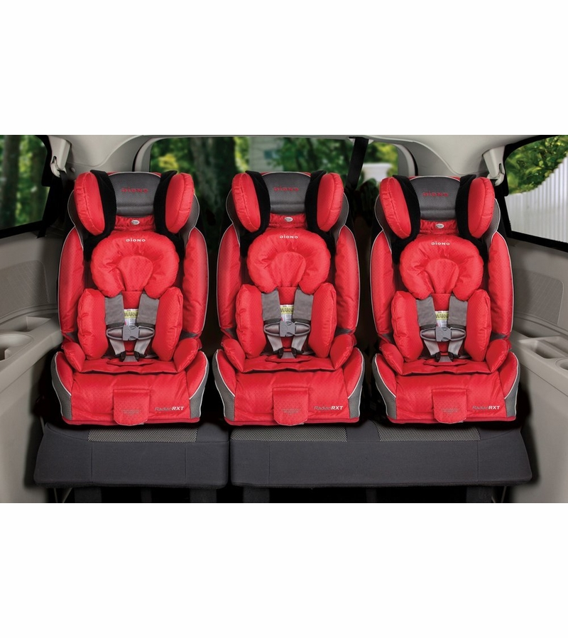Diono Radian Rxt Sale >> Diono Radian RXT All-In-One Convertible Car Seat - Plum