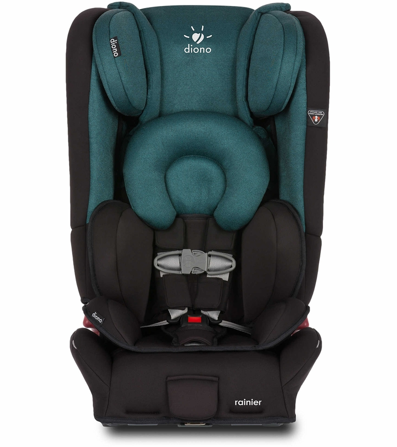 diono rainier convertible booster car seat black forest. Black Bedroom Furniture Sets. Home Design Ideas