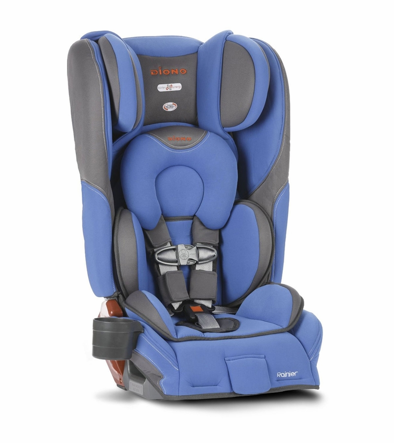 diono rainier all in one convertible car seat glacier. Black Bedroom Furniture Sets. Home Design Ideas