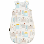 DwellStudio Skyline Light Blue Sleep Sack