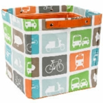 DwellStudio Transportation Small Storage Bin