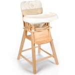Eddie Bauer Wood High Chair 03033B4B