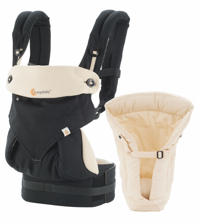 Ergobaby 360 Bundle Of Joy Infant Carrier With Insert