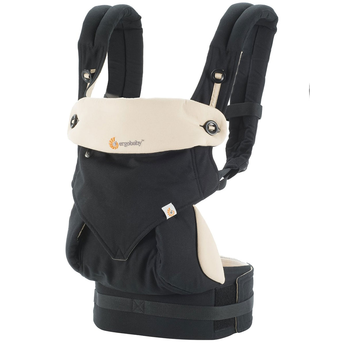 Ergobaby Four Position 360 Carrier - Black/Camel