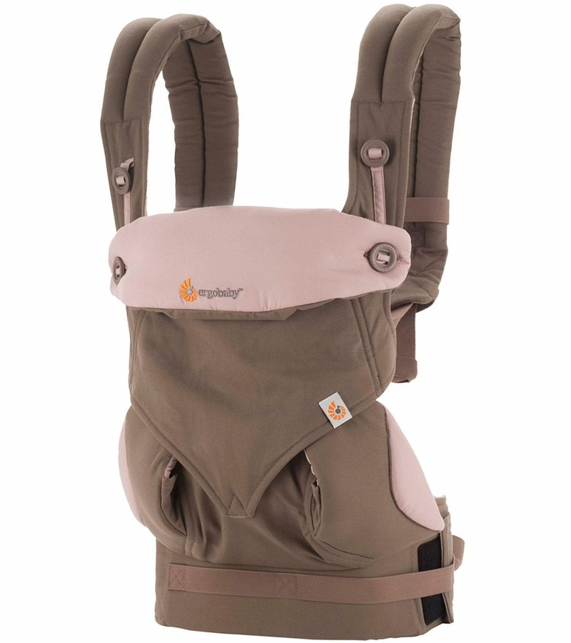 Ergobaby Four Position 360 Carrier Taupe Lilac