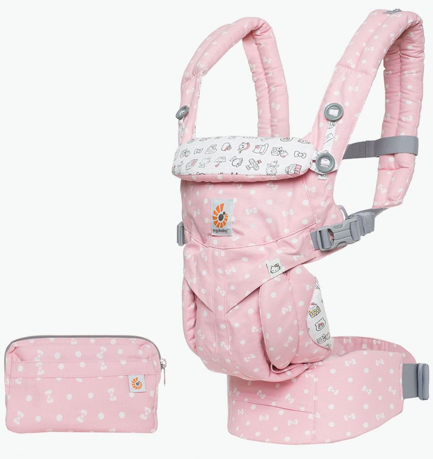 Ergobaby Omni 360 Carrier - Hello Kitty Limited Edition -...