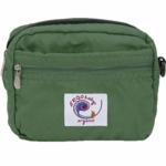 Ergobaby Organic Front Pouch in River Rock Green