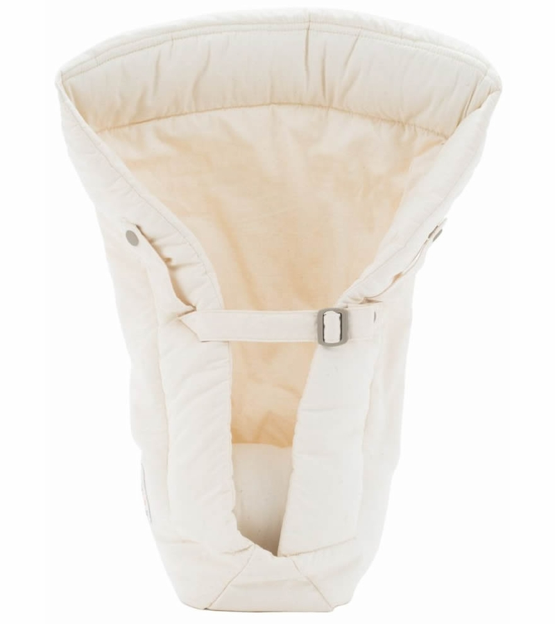 how to use ergo infant insert with pillow