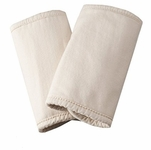 Ergobaby Organic Sucking Pads - Natural - Set of 2