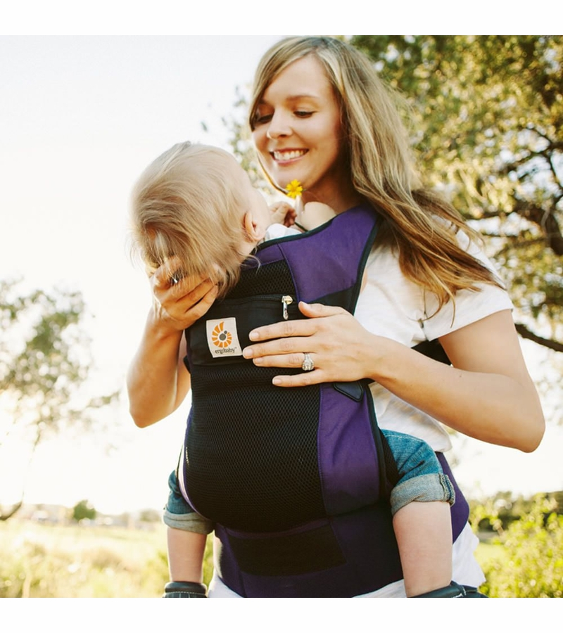 Ergobaby Performance Ventus Carrier Review