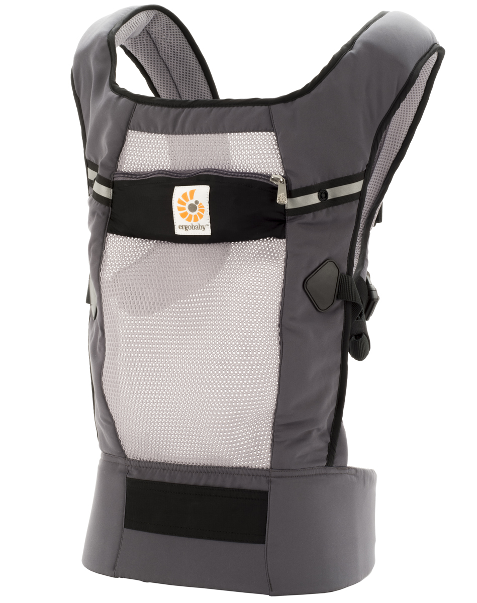 Ergobaby Performance Carrier Ventus Graphite
