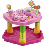 Evenflo Exersaucer Activity Center 123 Tea for Me