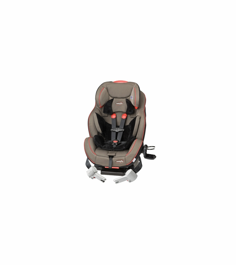 evenflo symphony 65 surelatch all in one car seat 2011 north bay. Black Bedroom Furniture Sets. Home Design Ideas