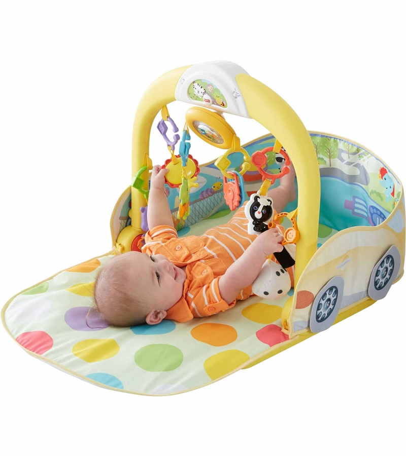 Fisher price 3 in 1 convertible car gym for Silla 3 en 1 fisher price