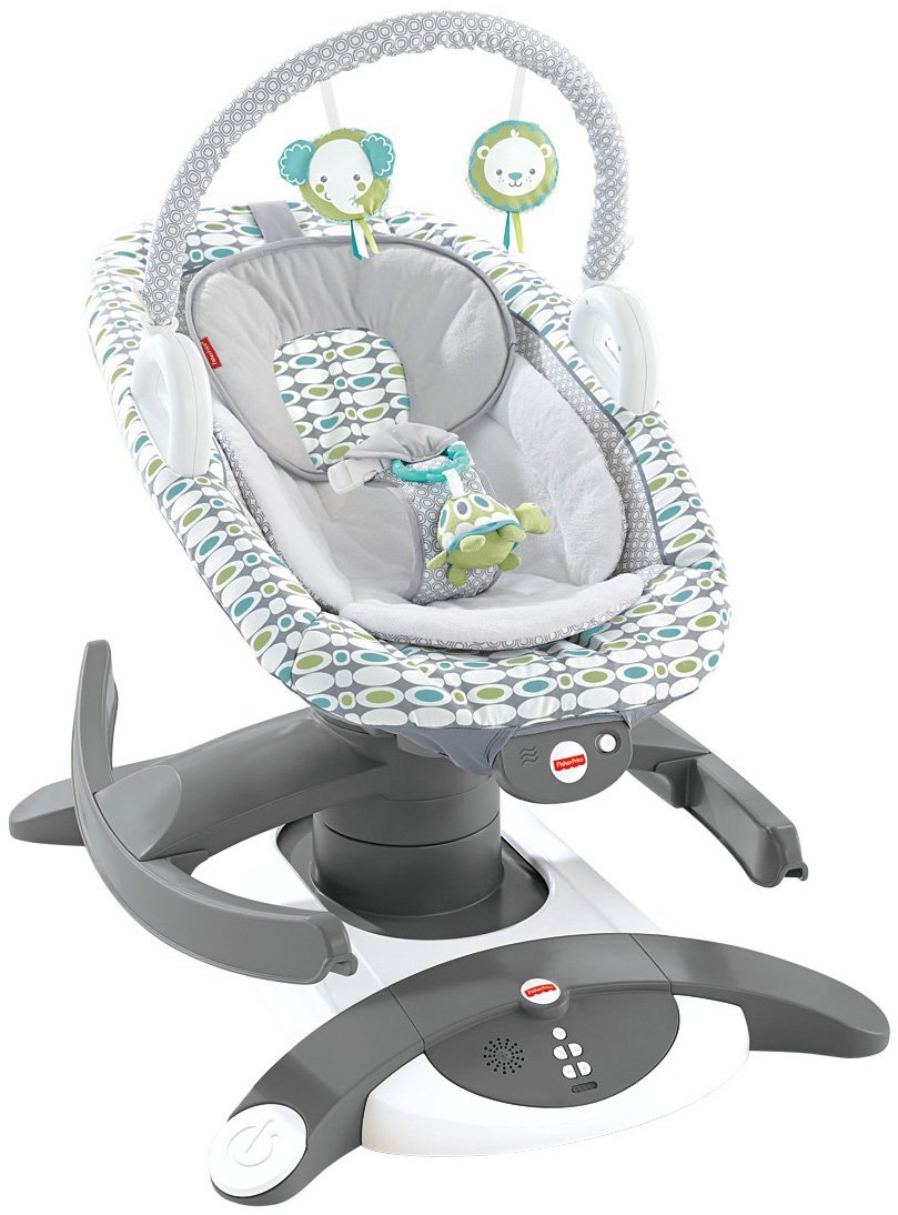Fisher Price 4-in-1 Rock 'n Glide Soother
