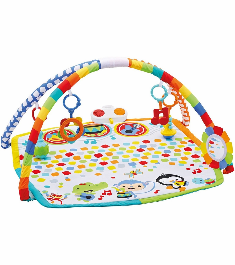 Fisher Price Baby 39 S Bandstand Play Gym